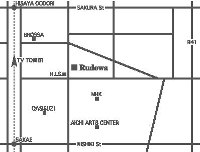 Rudowa-Map